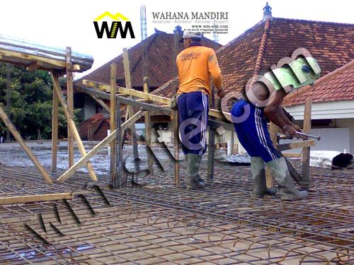 Mencegah agar tidak terjadi kebocoran pada Dak/Pelat beton